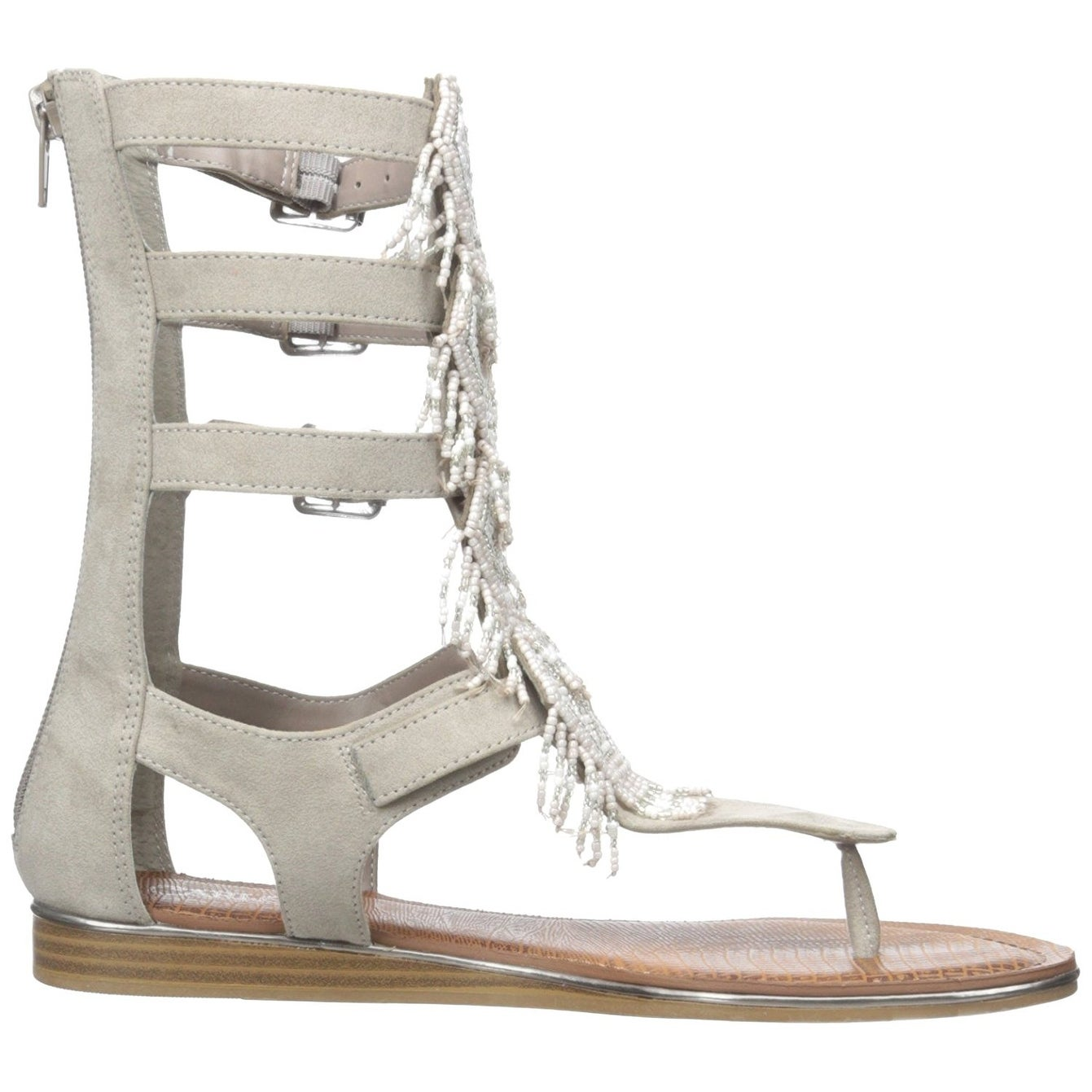 a2dc625b1f52 Shop Carlos by Carlos Santana Womens taos Open Toe Casual Gladiator Sandals  - Free Shipping Today - Overstock - 15810729