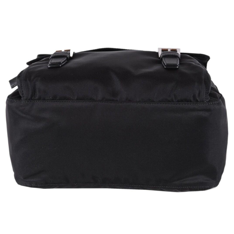 7ee16d310261 Shop Prada 1BD953 Pattina Black Tessuto Nylon Messenger Bag Crossbody Purse  - Free Shipping Today - Overstock - 26440735