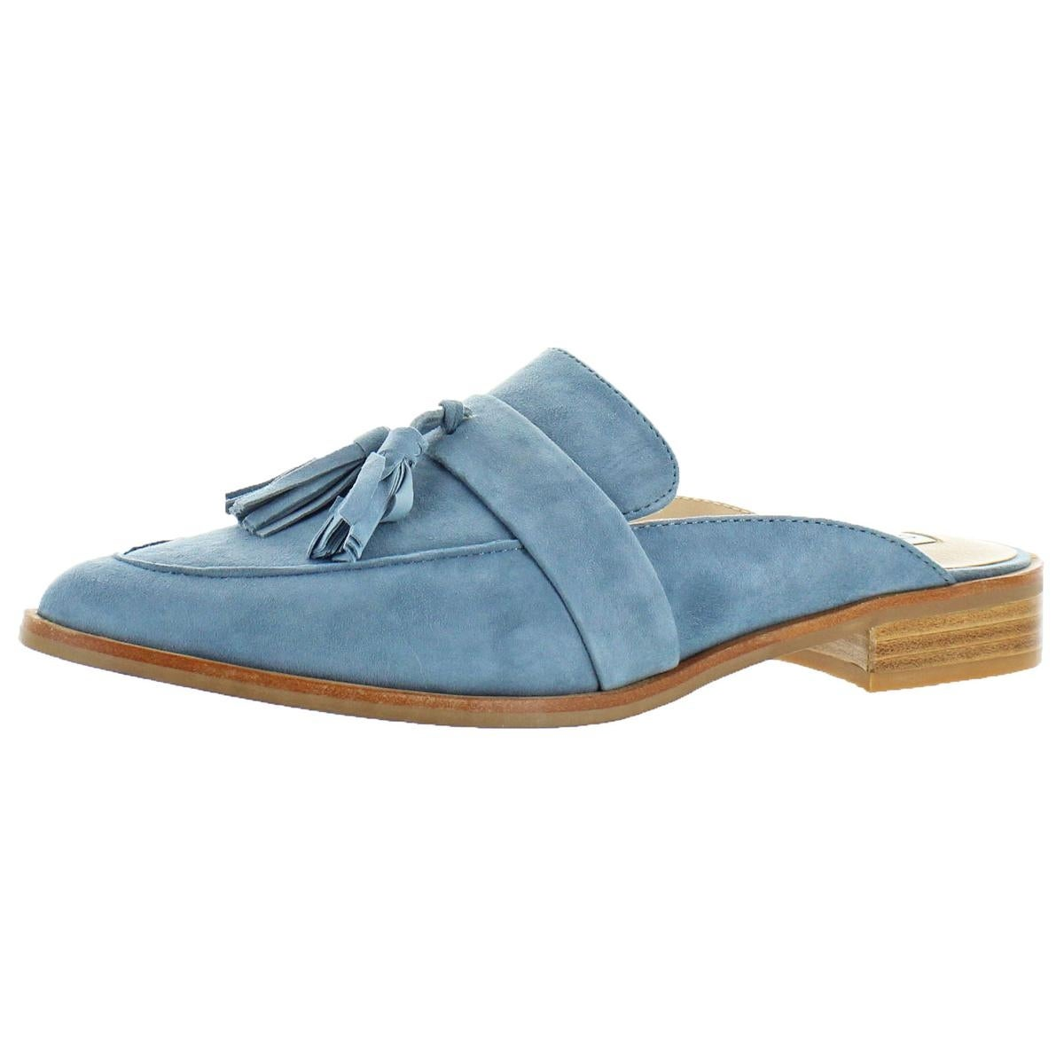 b343a9d171f Shop Steve Madden Womens Magan Mules Solid Tassel - Free Shipping On Orders  Over  45 - Overstock - 16559271