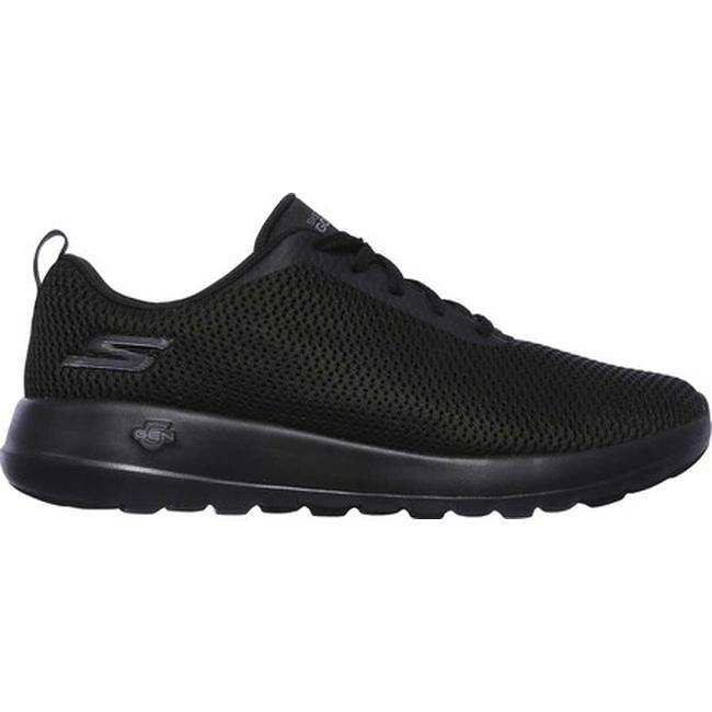 883eb4dd Shop Skechers Men's GOwalk Max Walking Shoe Black/Black - On Sale - Free  Shipping Today - Overstock - 18123698