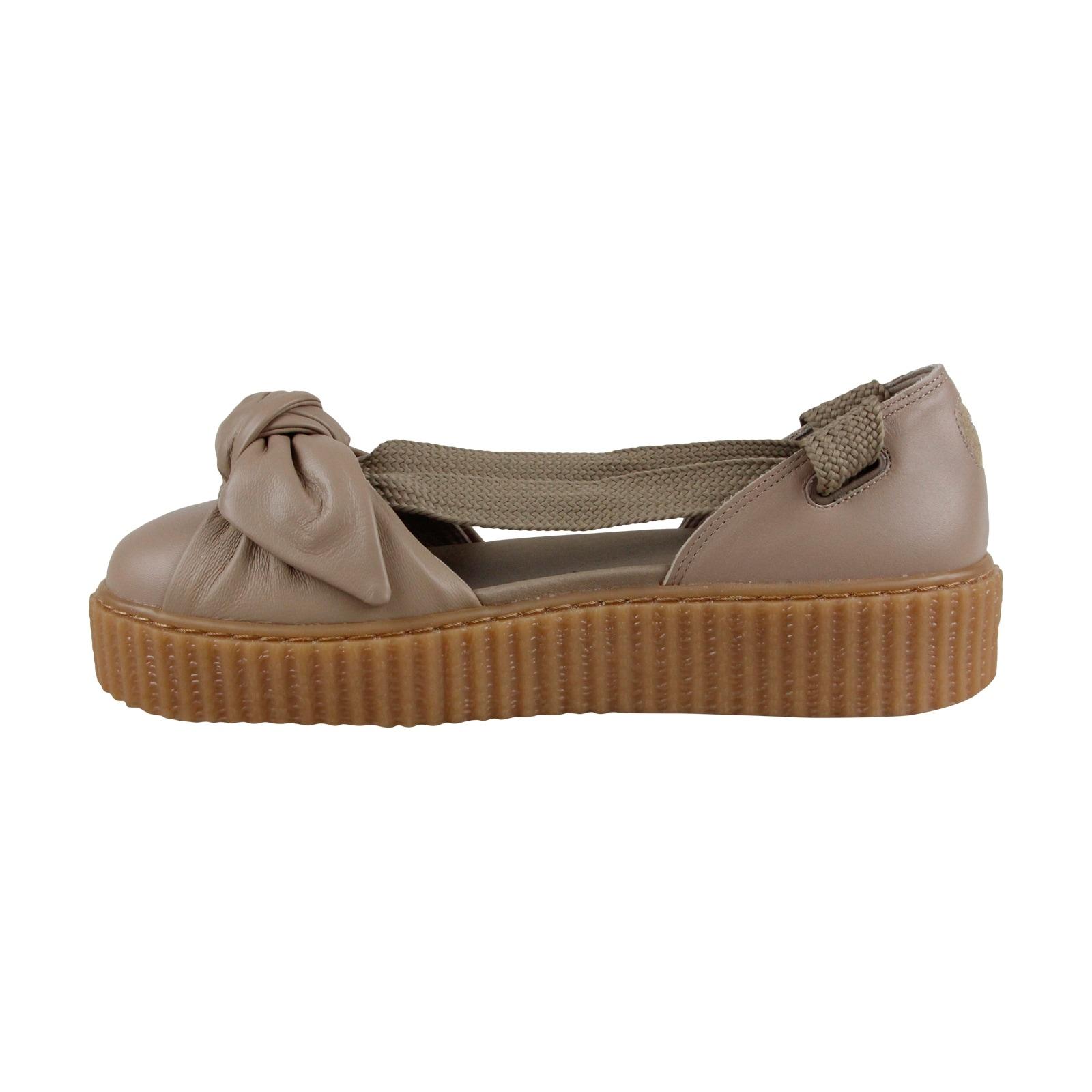 Shop Puma Womens Fenty By Rihanna Riri Brown Hi By Fenty 19039804 Sandals  Shoes - Free Shipping Today - Overstock.com - 25782154 31a2ab8b5