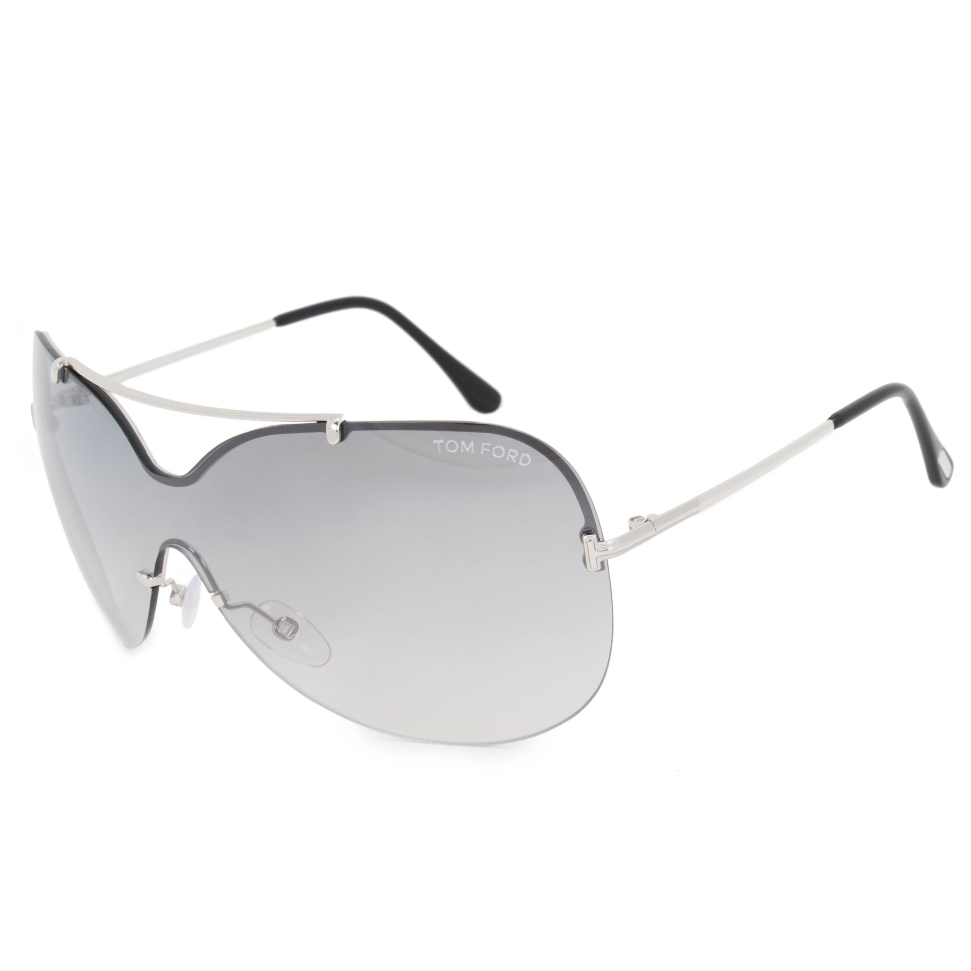 94edbb812f Shop Tom Ford Ondria Shield Sunglasses FT0519 16C 00 - On Sale - Free  Shipping Today - Overstock - 25895120