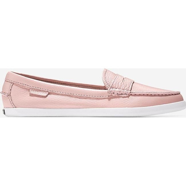 83693b6ce62 Shop Cole Haan Women s Pinch Weekender Loafer Seashell Pink Leather - Free  Shipping Today - Overstock - 14667328