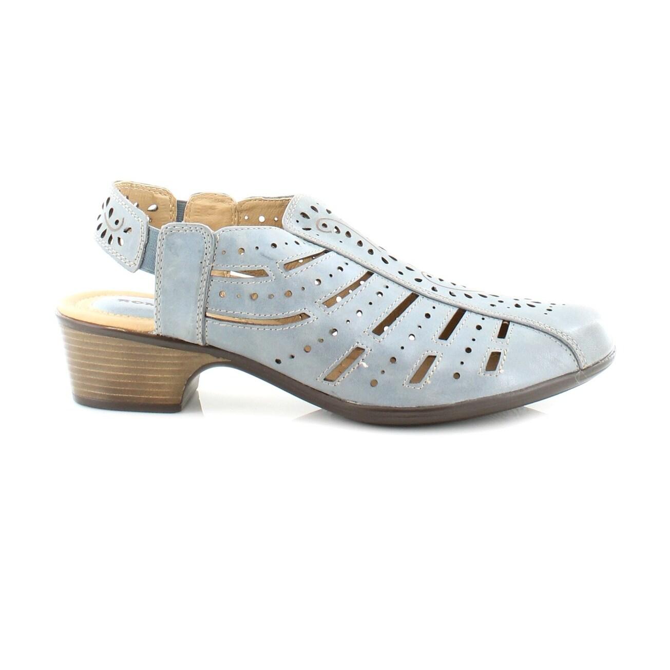3933002051f Romika Barbados Women's Sandals & Flip Flops Azur