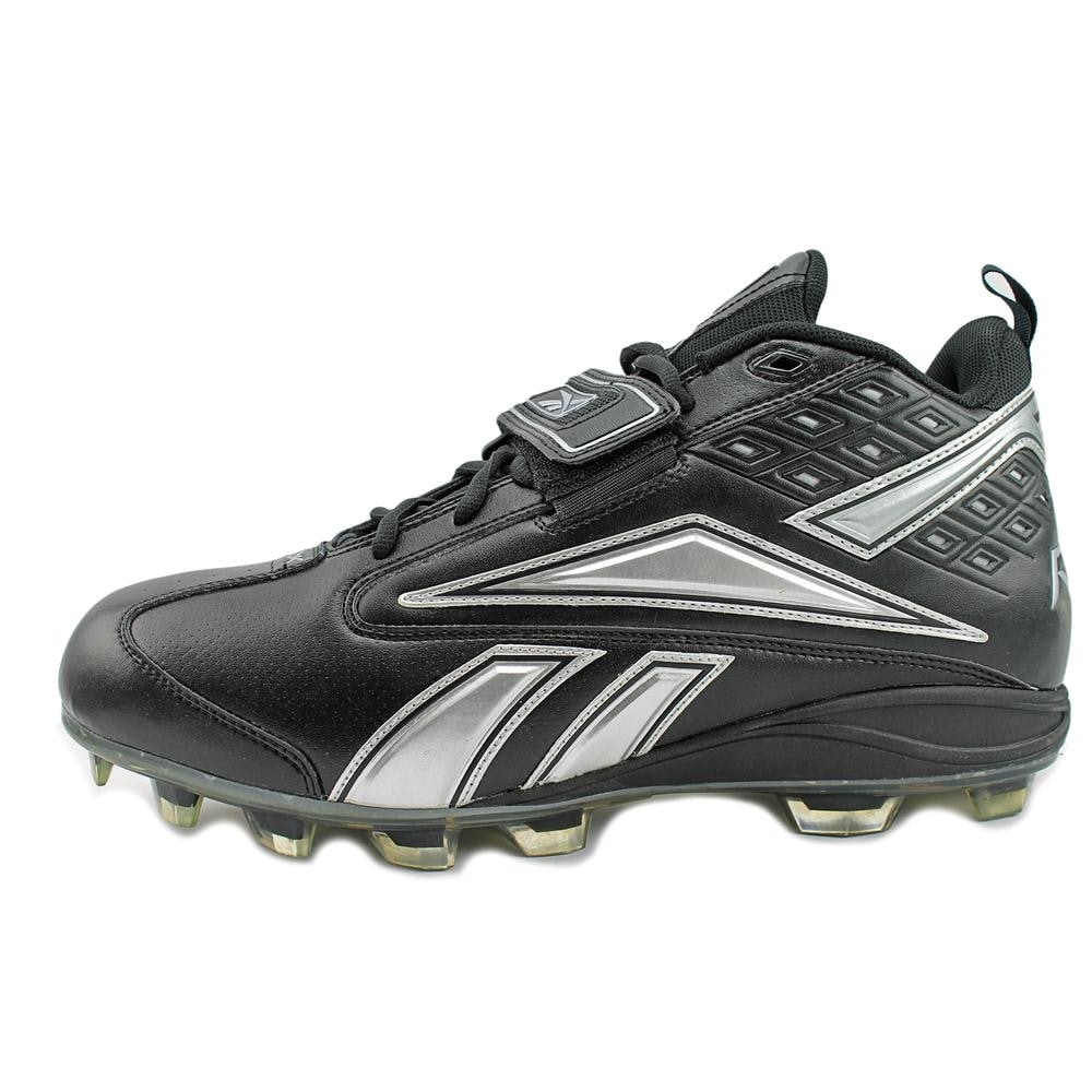 a2ee5e84178816 Shop Reebok NFL Thorpe II Mid D Round Toe Synthetic Cleats - Free Shipping  On Orders Over  45 - Overstock.com - 18609437