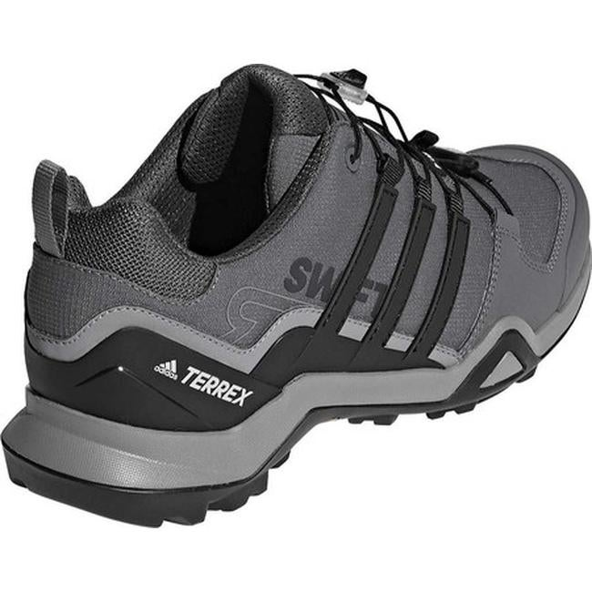 8fbeaf4071860 Shop adidas Men s Terrex Swift R2 Hiking Shoe Grey Three Black Grey Five -  Free Shipping Today - Overstock - 19739009