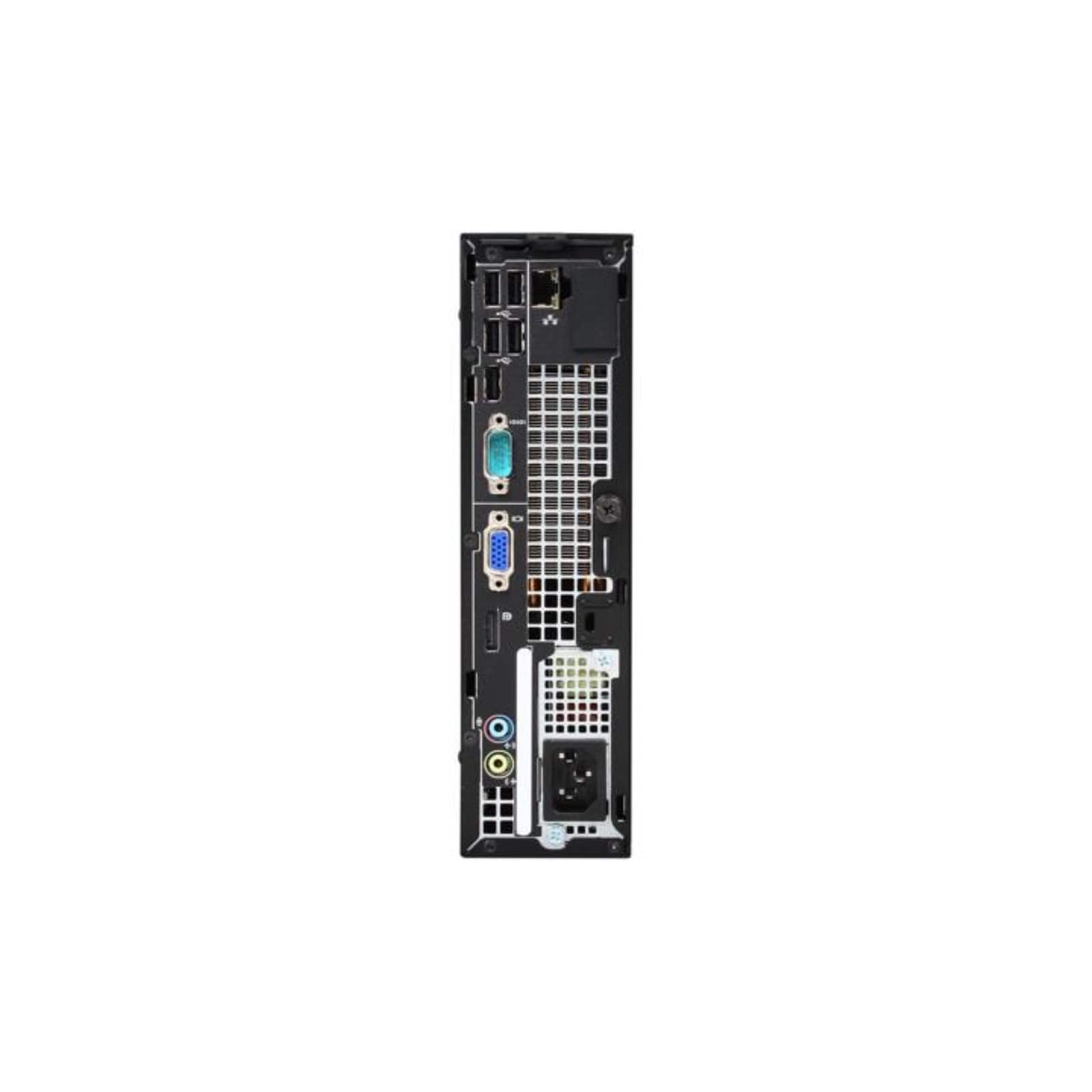 Dell Optiplex 790 USFF Standard Refurb PC - Intel i3 2100 2nd Gen 3.1 GHz  8GB DIMM DDR3 SATA 2.5
