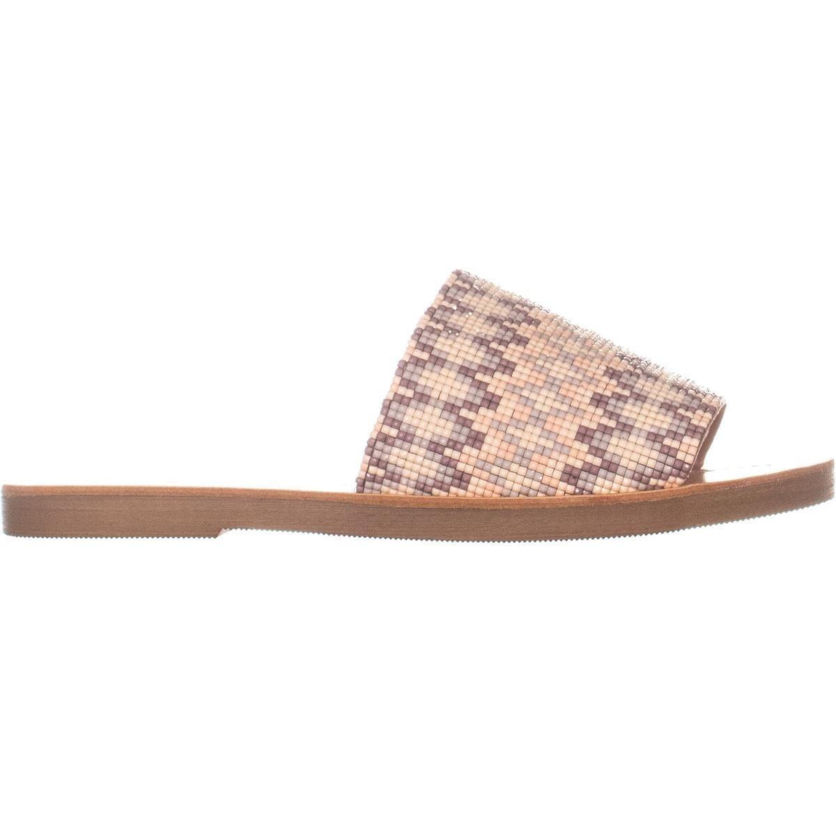 40a8886c0cf Shop Madden Girl Lulu Flat Slide Sandals