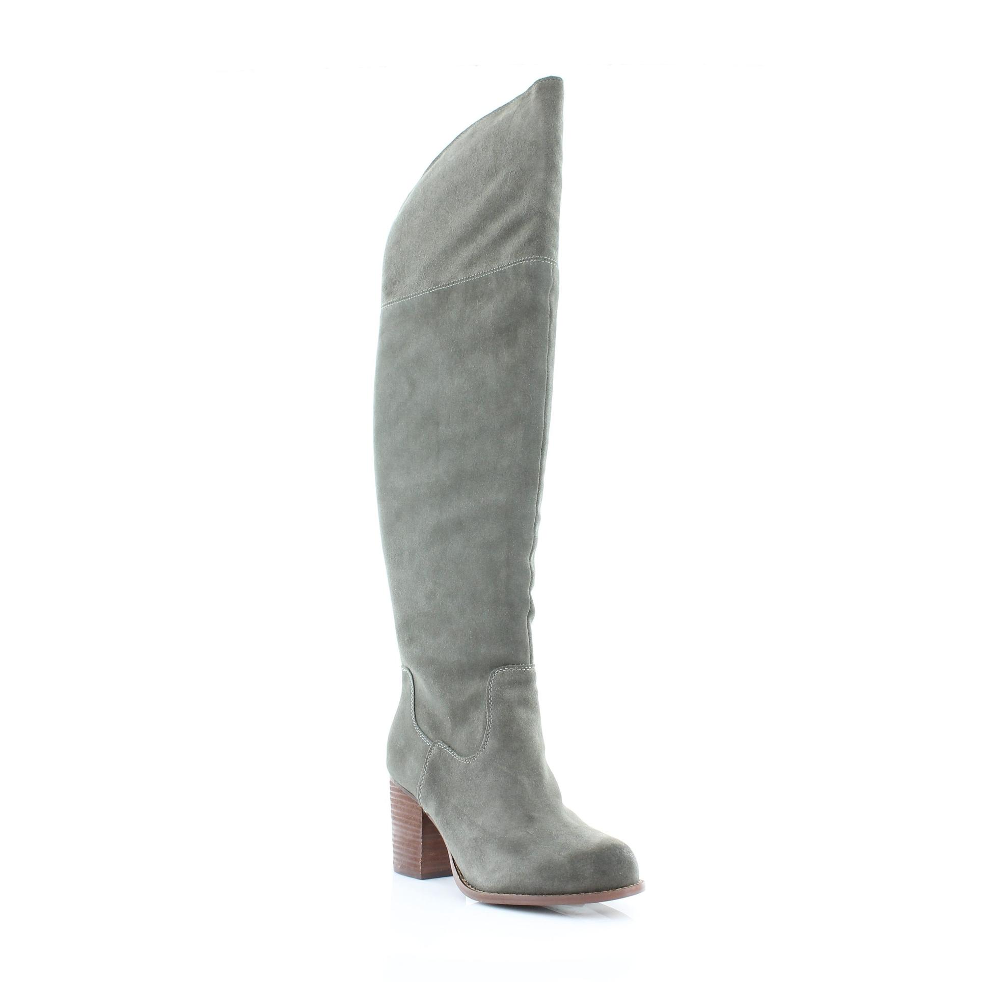 d871e97b31f Shop Splendid Loretta Women s Boots Grey - 7 - Free Shipping Today -  Overstock.com - 21554548