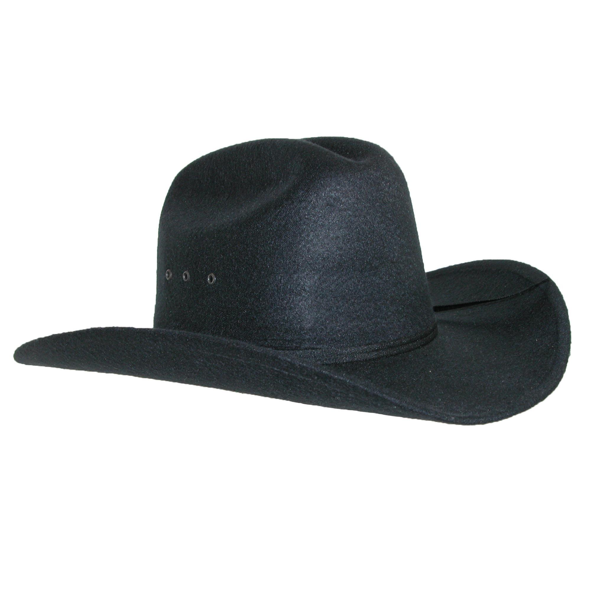 62cafb2e Mens Cattleman Straw Cowboy Hats - Parchment'N'Lead