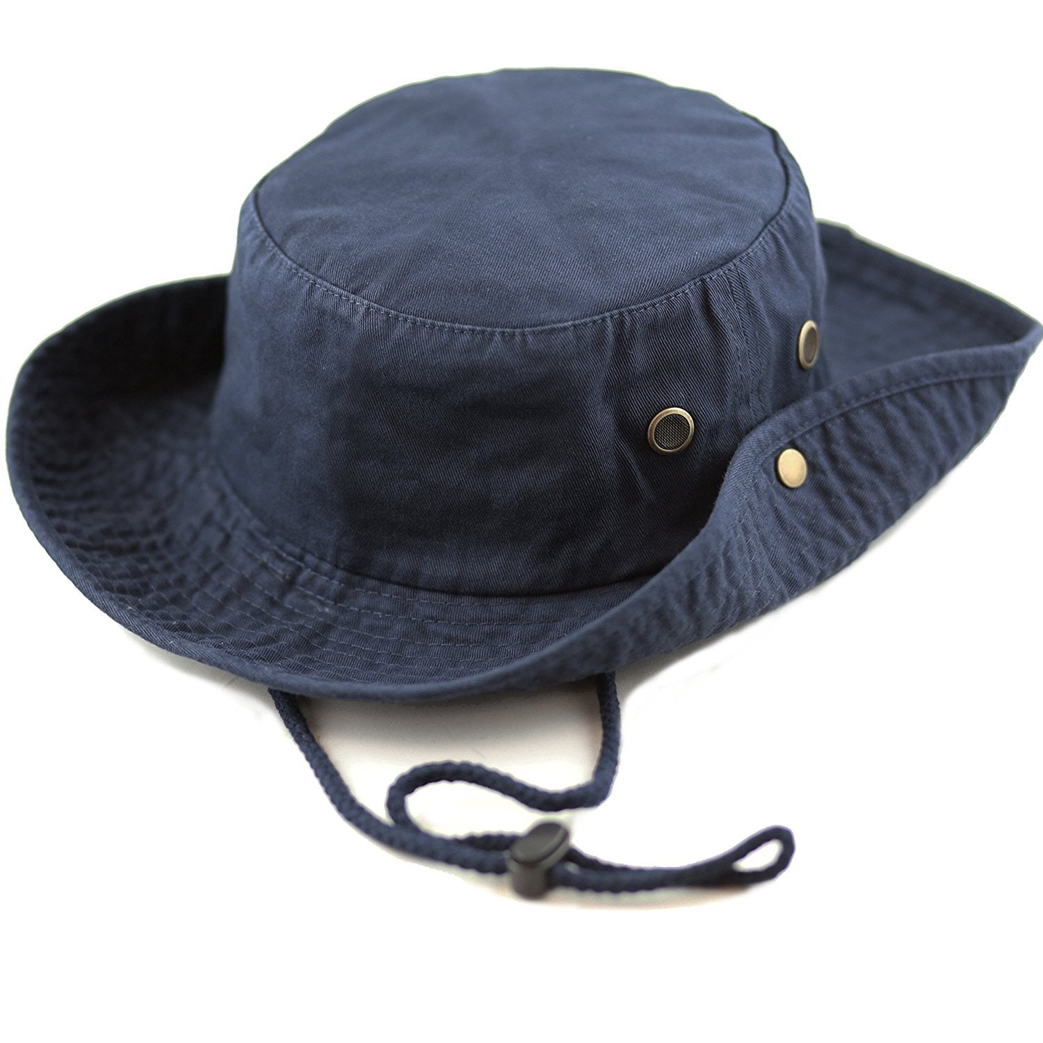 f1652aa1b3b Shop Men Women Boonie hat Cotton Wide Brim Foldable Double-Sided Outdoor -  On Sale - Free Shipping On Orders Over  45 - Overstock - 22120775