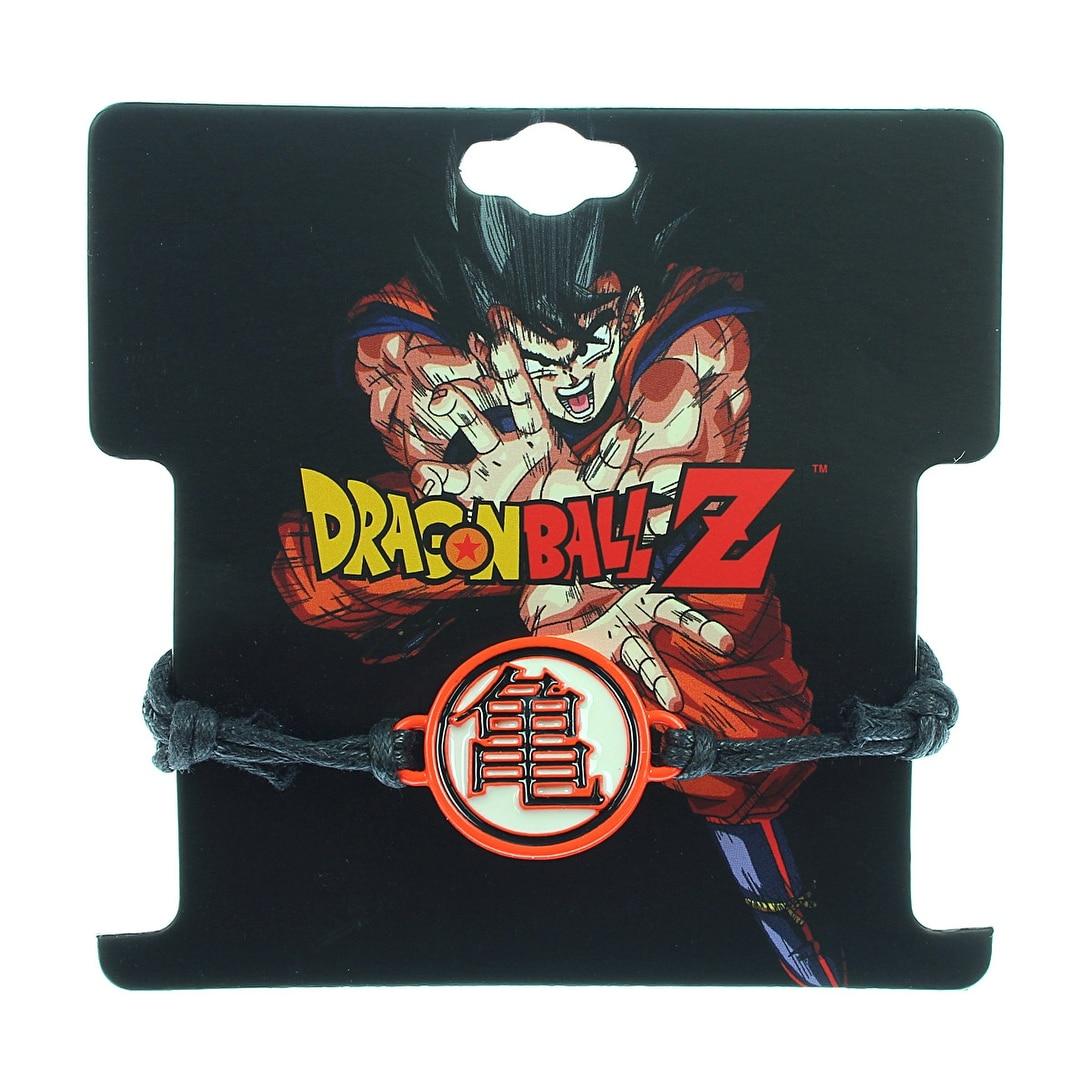 Dragon Ball Z Anime Master Roshis Orange Kanji Symbol Adjustable