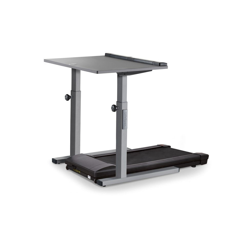 view fulltopdown down treadmill desk lifespan top world
