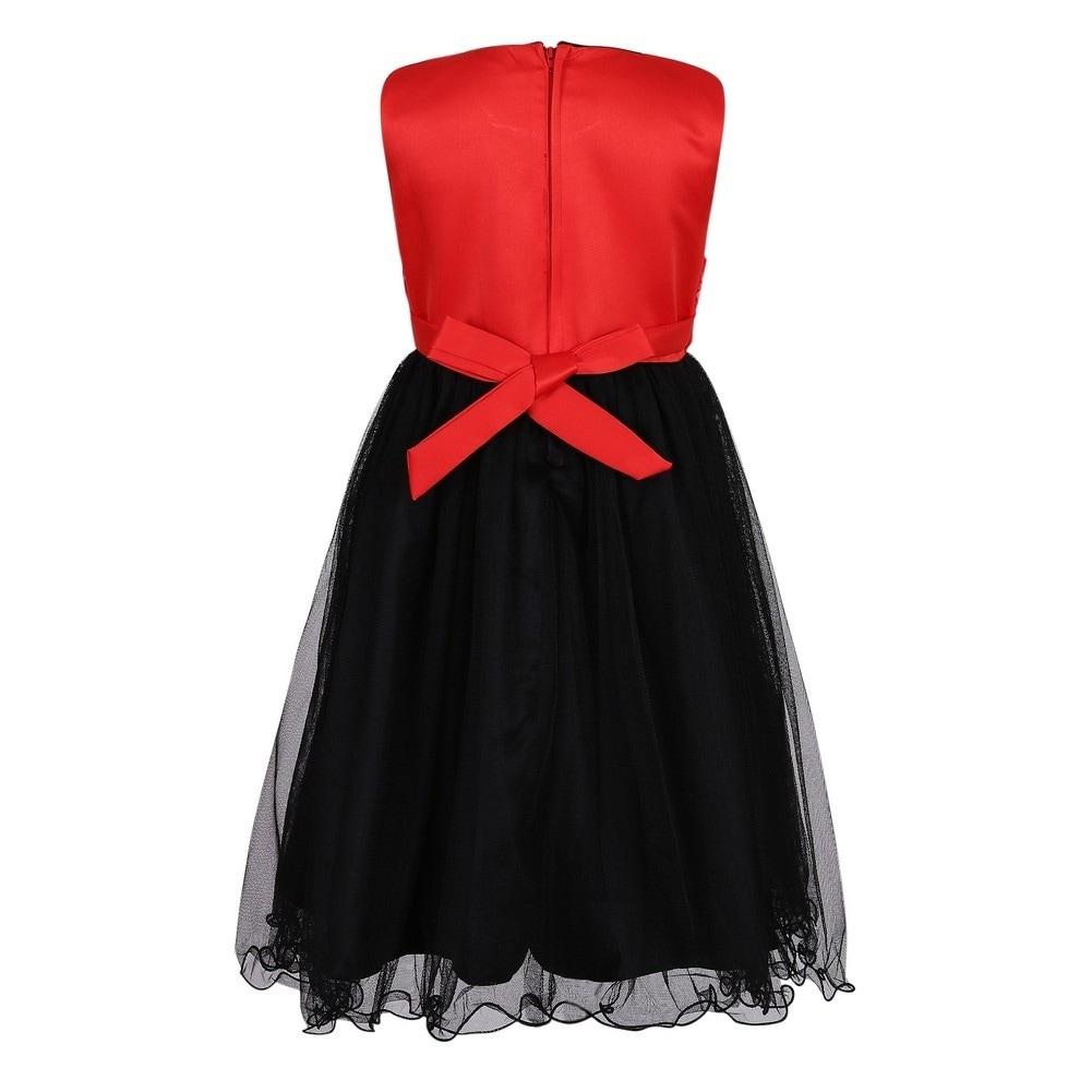 e8e5c730bcc9f Toddler Girl Black Party Dress