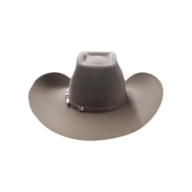 1724154783e3d Shop American Cowboy Hat Mens Felt Lucky 7X Brick Crown - Ships To Canada -  Overstock - 18767802