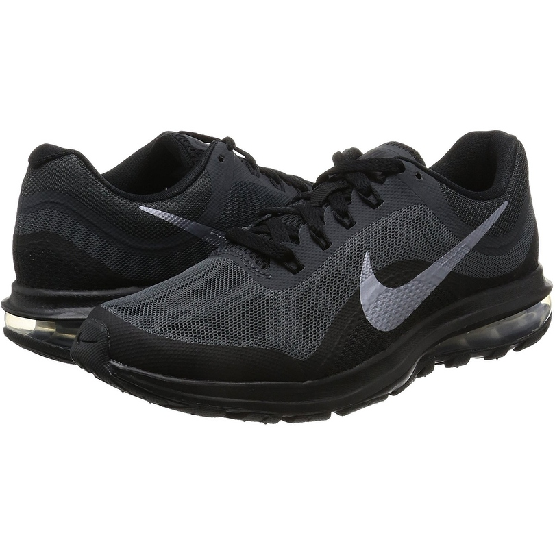 Nike Air Max Dynasty 2 Anthracite/Black/Metallic Cool Grey Women's Running  Shoes - Free Shipping Today - Overstock.com - 24128110