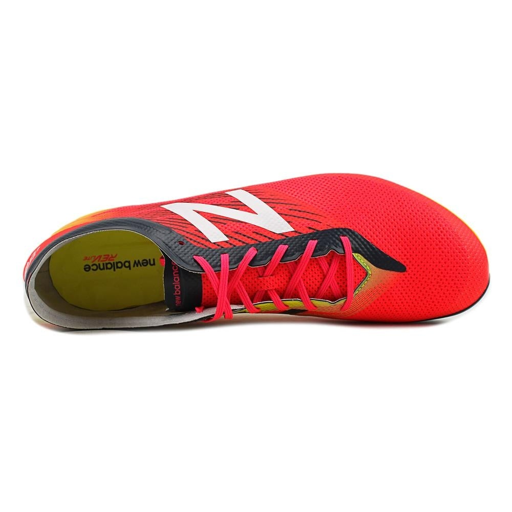 60b0b555cd31d Shop New Balance MSFUR Men Round Toe Synthetic Pink Cleats - Free Shipping  Today - Overstock - 16804256