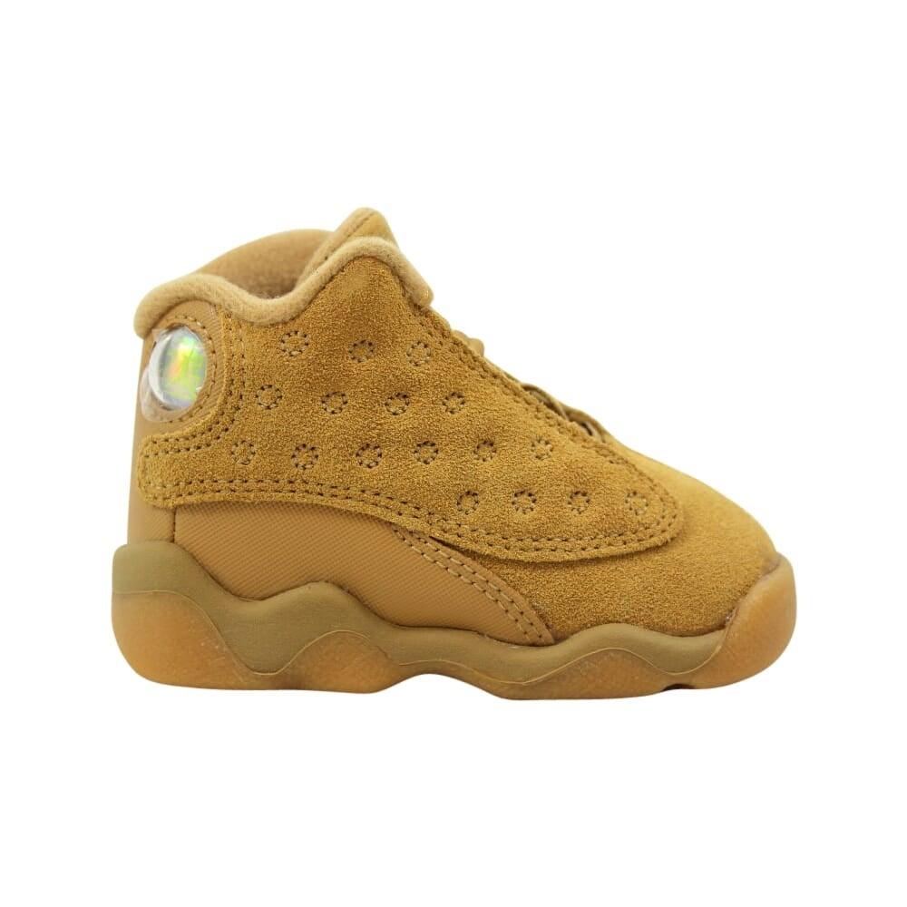 buy online fc783 3855c Nike Air Jordan 13 Retro Elemental Gold/Baroque Brown 414581-705 Toddler