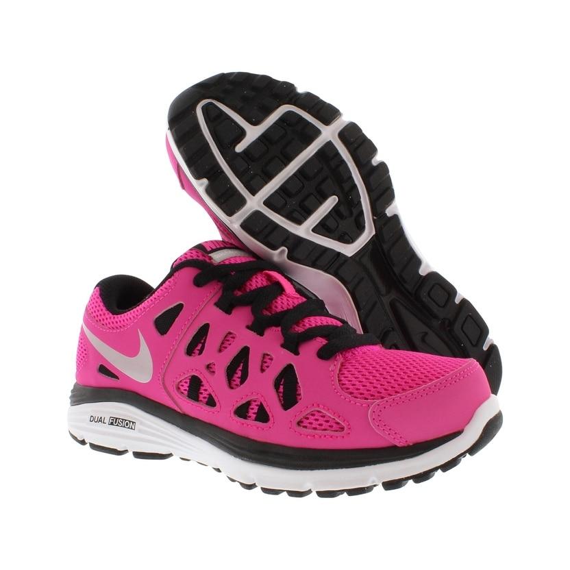 2a9923de96a Shop Nike Dual Fusion 2 Gradeschool Kid s Shoes - Free Shipping Today -  Overstock - 22163541