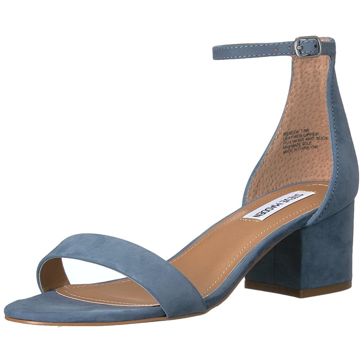 1f086b72e971 Shop Steve Madden Women s Ireneew Wide Width Dress Sandal - Free ...