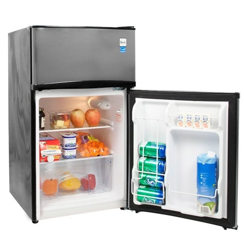 Charmant Shop Avanti RA3136 Energy Star 3.1 Cu. Ft. Two Door Compact Refrigerator/Freezer    Free Shipping Today   Overstock.com   18780715