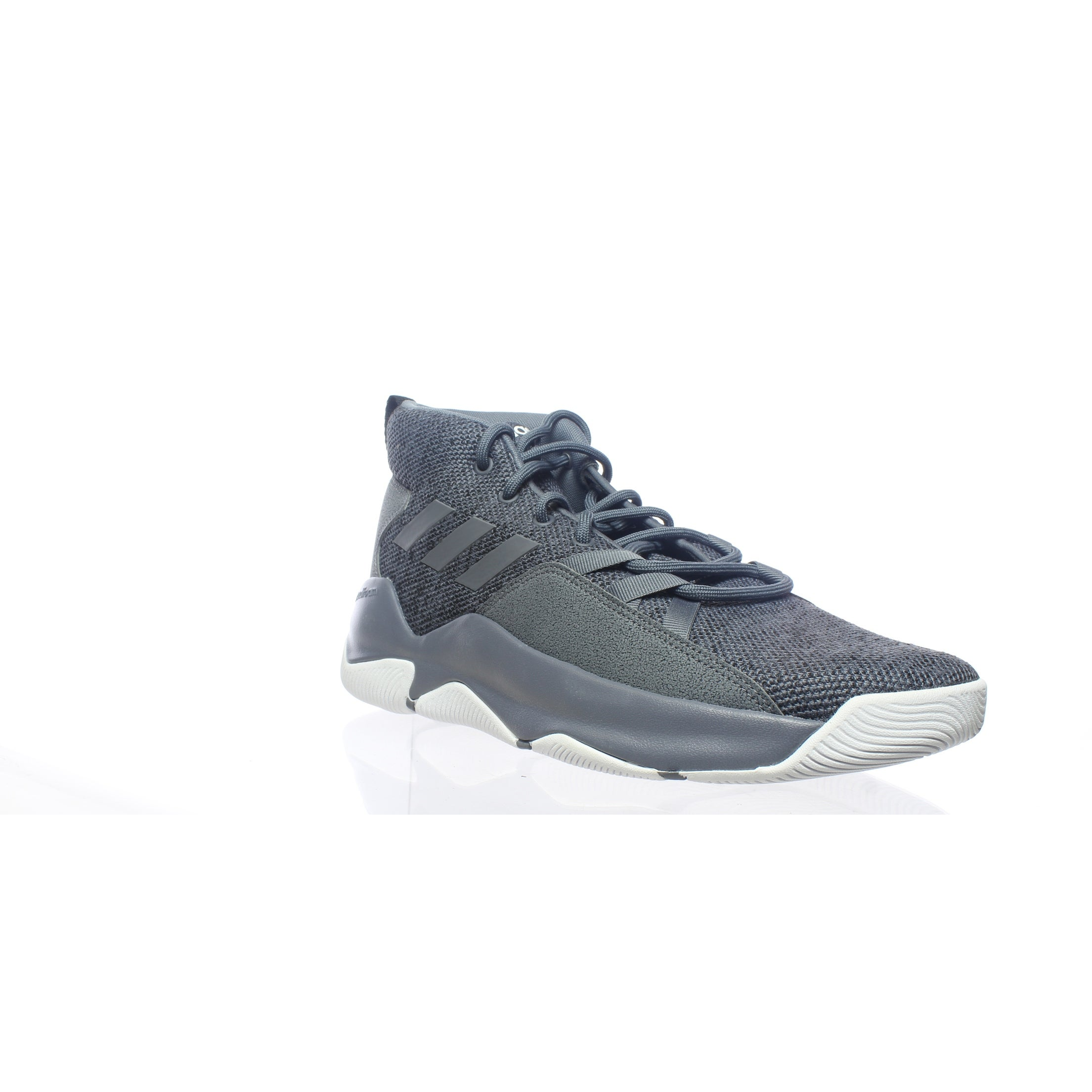 01d5211f673 Shop Adidas Mens Streetfire Gray Basketball Shoes Size 9.5 - Free Shipping  Today - Overstock - 27799276