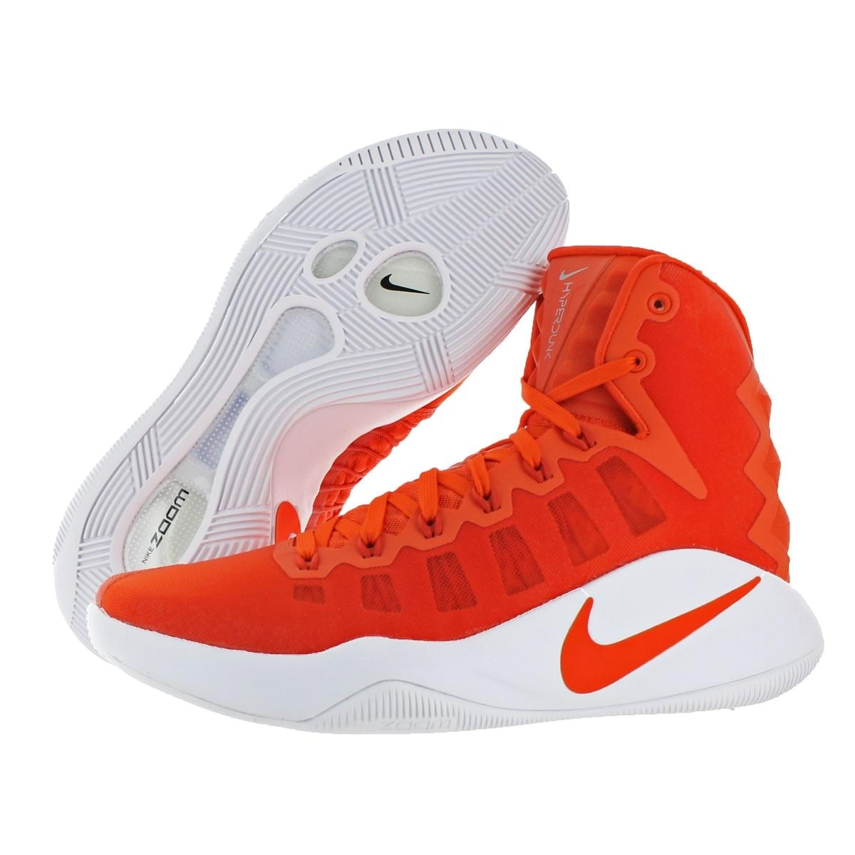 4c8fb44e4fd0 Shop Nike Womens Hyperdunk 2016 TB Basketball Shoes Nike Zoom Mid Top -  Free Shipping On Orders Over  45 - Overstock - 21803225
