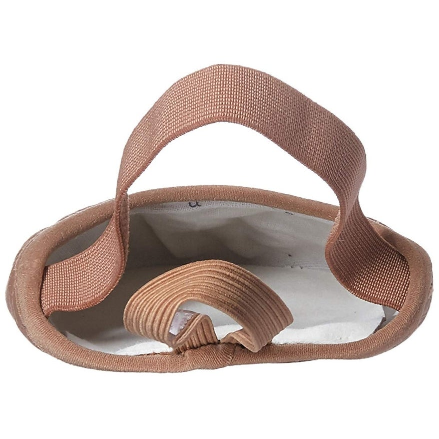 ff03340e2098 Shop Bloch Dance Women's Revolve Half Sole Leather Contemporary Ballet Shoe  - Free Shipping On Orders Over $45 - Overstock - 26283155