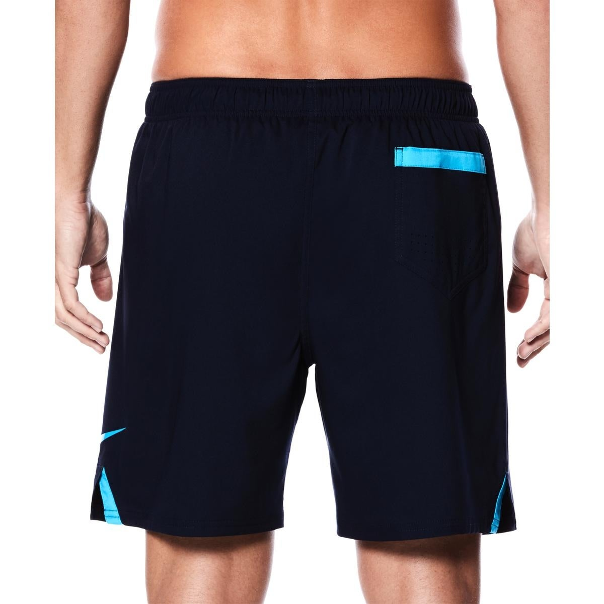 a3c559165a Shop Nike Mens Vital Board Shorts Beach Swim Trunks - Free Shipping On  Orders Over $45 - Overstock - 28382152