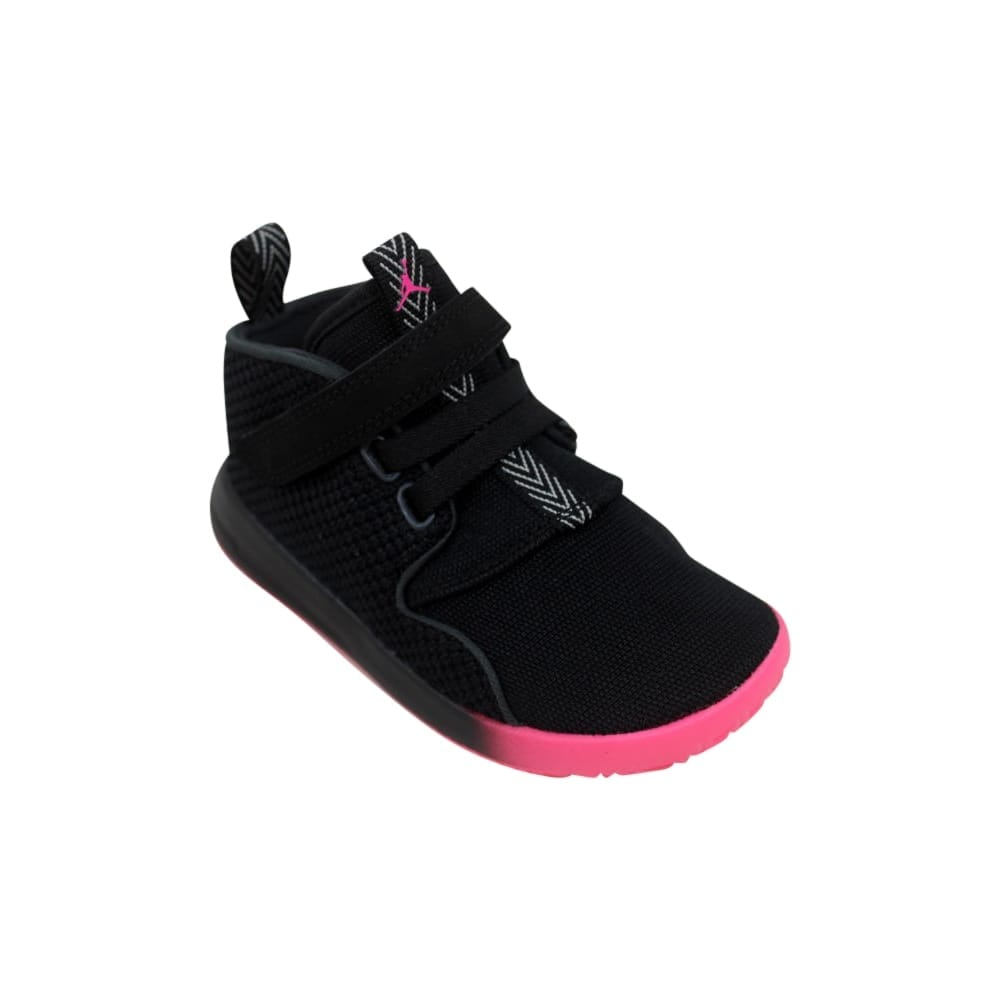 best service 5a5f8 40053 Shop Nike Air Jordan Eclipse Chukka GT Black Hyper Pink-Anthracite  881458-009 Toddler - Free Shipping On Orders Over  45 - Overstock - 27884023
