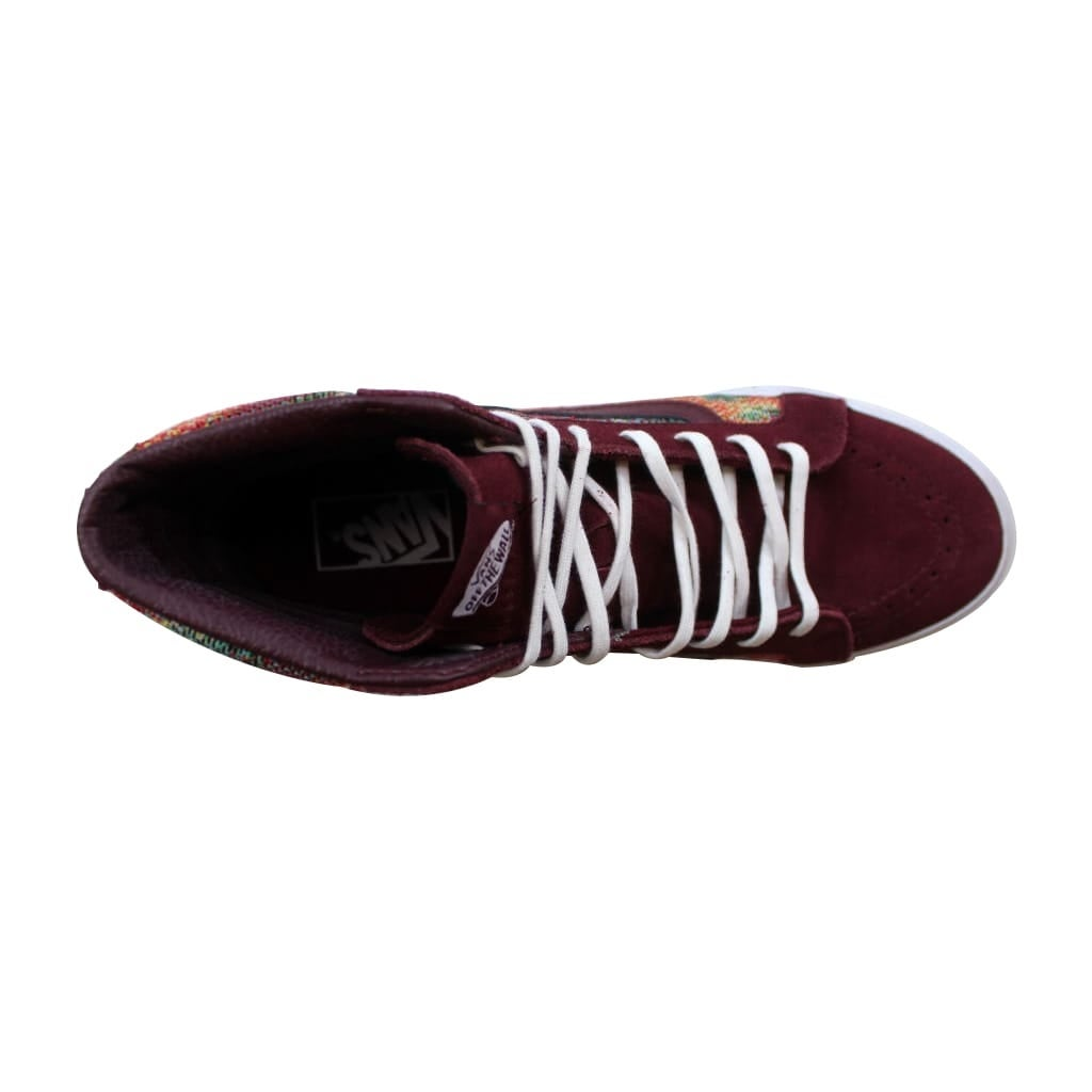 6dddf98117a Shop Vans Men s SK8 Hi Slim Port Royal Italian Weave nan VN00018IJUY - On  Sale - Free Shipping On Orders Over  45 - Overstock - 22919538