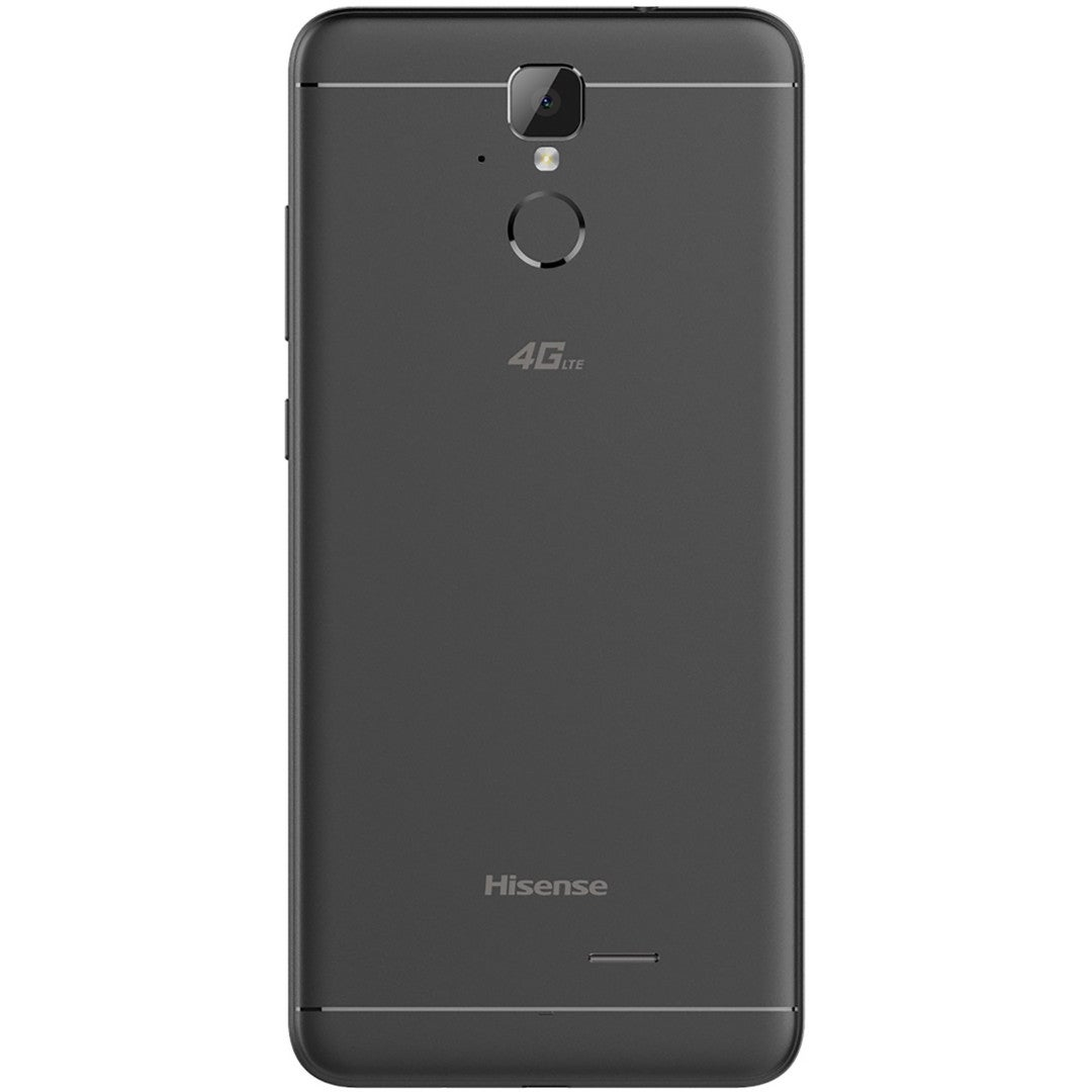 Hisense Infinity F24 16GB Unlocked GSM 4G LTE Android Phone w/ 13MP Camera  & 2 5D Curved Glass Display