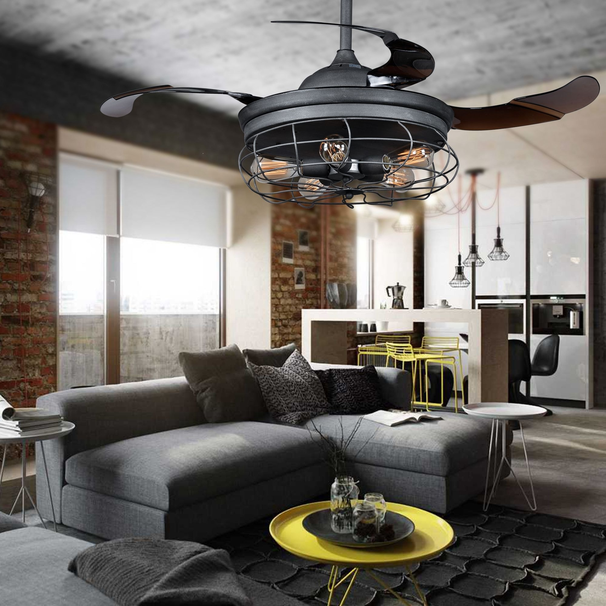 very info color ideas luxury fan kitchen of center living rock need in fans whisper for thejquery livings fresh tall wall s with room