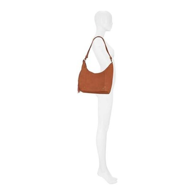 Shop Lucky Brand Women s Wren Hobo Bag Umber - US Women s One Size (Size  None) - On Sale - Free Shipping Today - Overstock - 25668977 6f7f247a7224f