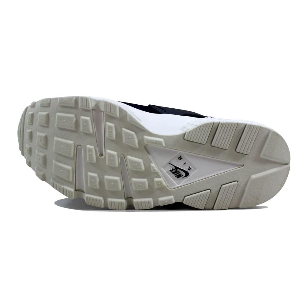 official photos a21e5 0729f Shop Nike Air Huarache Run Premium TXT Cool Grey/Metallic Armory Navy  AA0523-001 Women's - Free Shipping Today - Overstock - 27339379