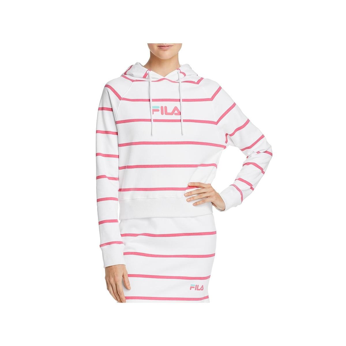 491ff2eebf57b Shop Fila Womens Hoodie Fitness Yoga - Free Shipping On Orders Over ...