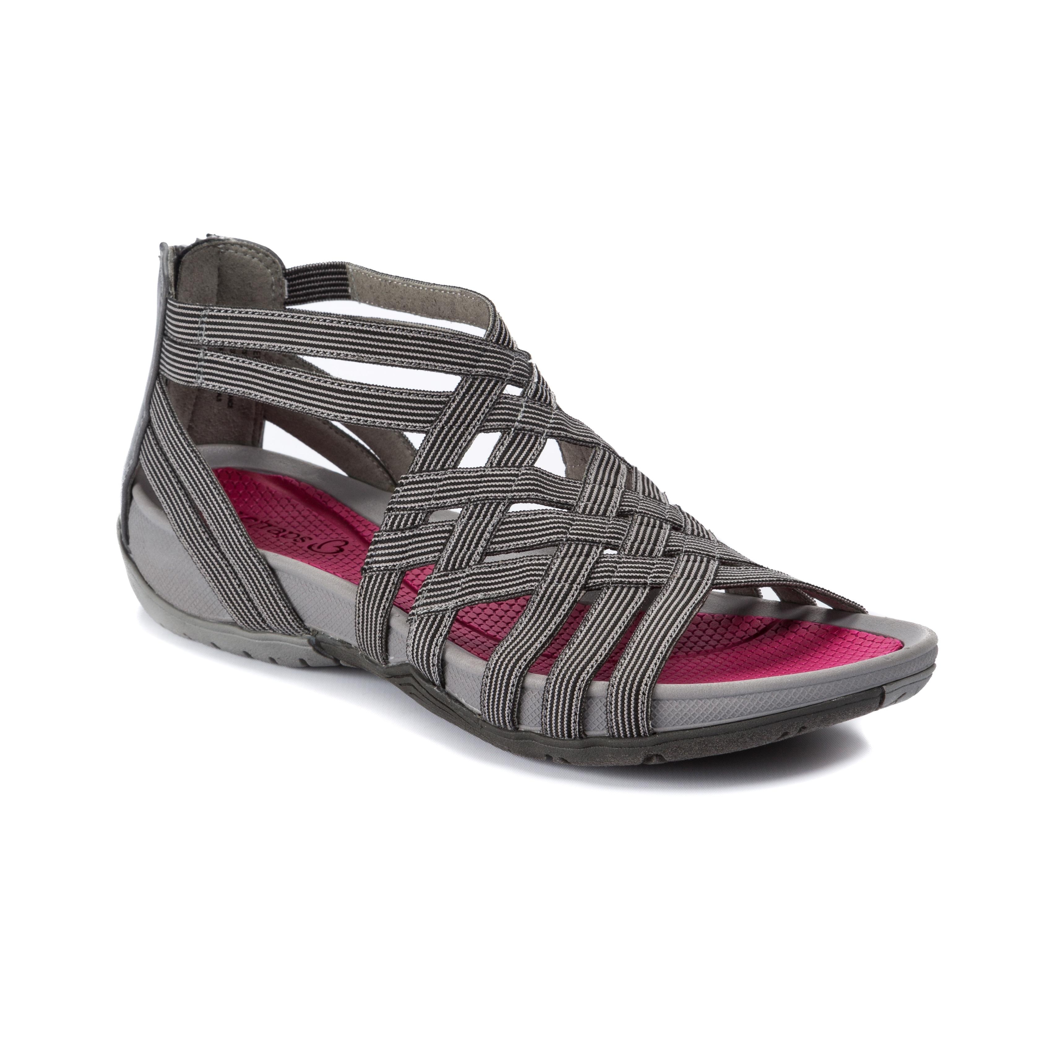 d4401203d6d2 Shop Baretraps Seela Women s Sandals Black - Free Shipping Today ...