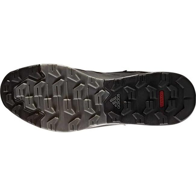 8e4311026d47 Shop adidas Men s Terrex Tivid Mid CP Hiking Shoe Black Black Grey Four -  Free Shipping Today - Overstock - 18264430