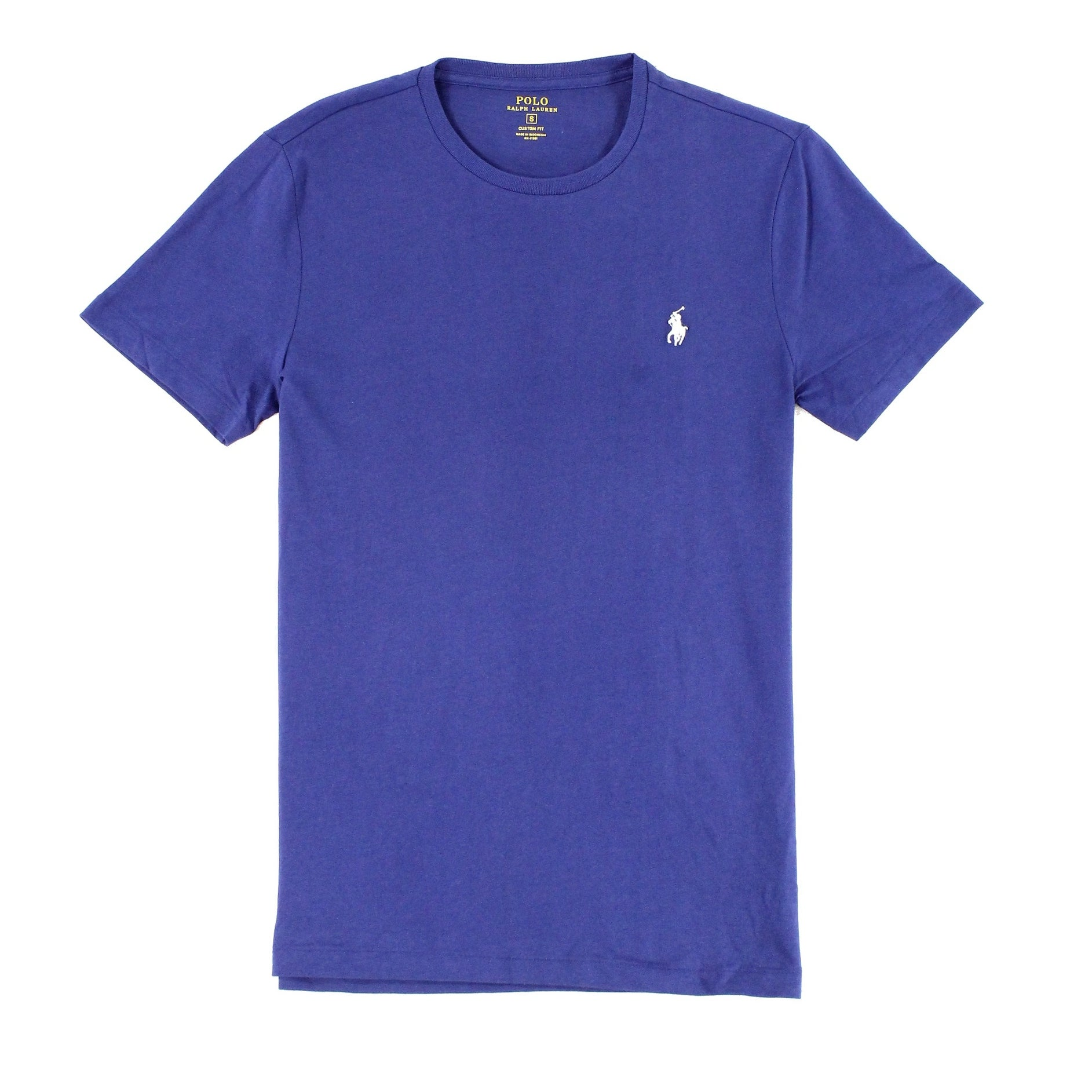 bfce18068 Polo Ralph Lauren Custom Fit Dress Shirt Blue – EDGE Engineering and ...