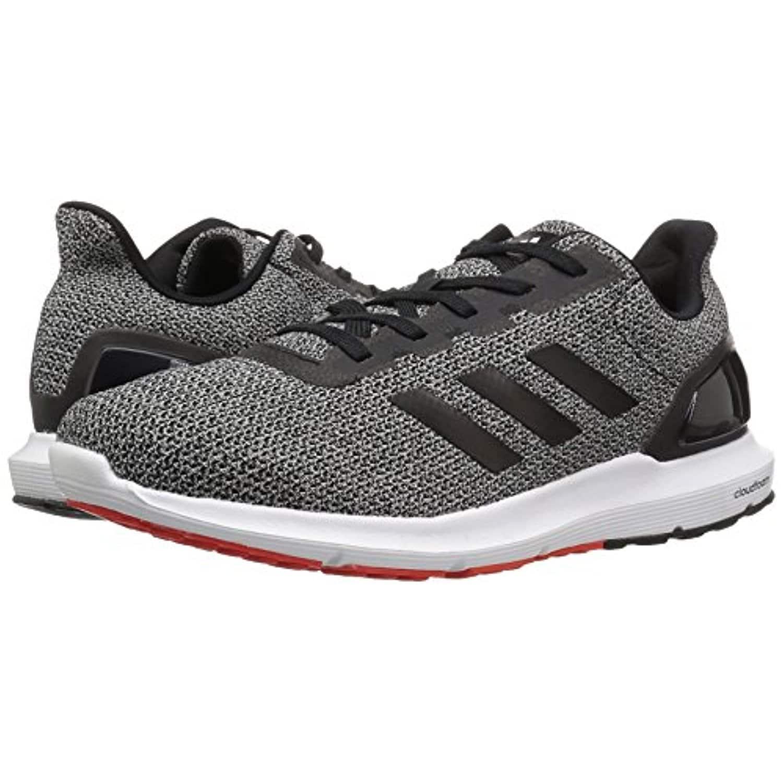 release date d5458 ec6cd adidas Mens Cosmic 2 Sl m Running-Shoes, BlackBlackCore Red - blackblack core red
