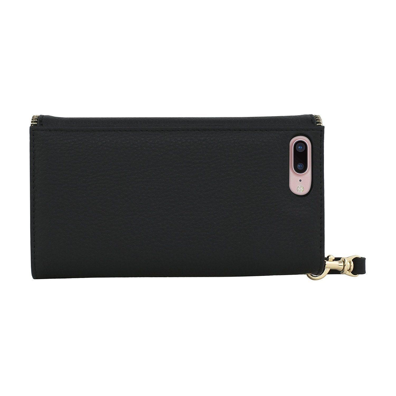 hot sale online 2564e b3380 Rebecca Minkoff M.A.B. Tech Wristlet For iPhone 8 Plus & iPhone 7 Plus,  Black