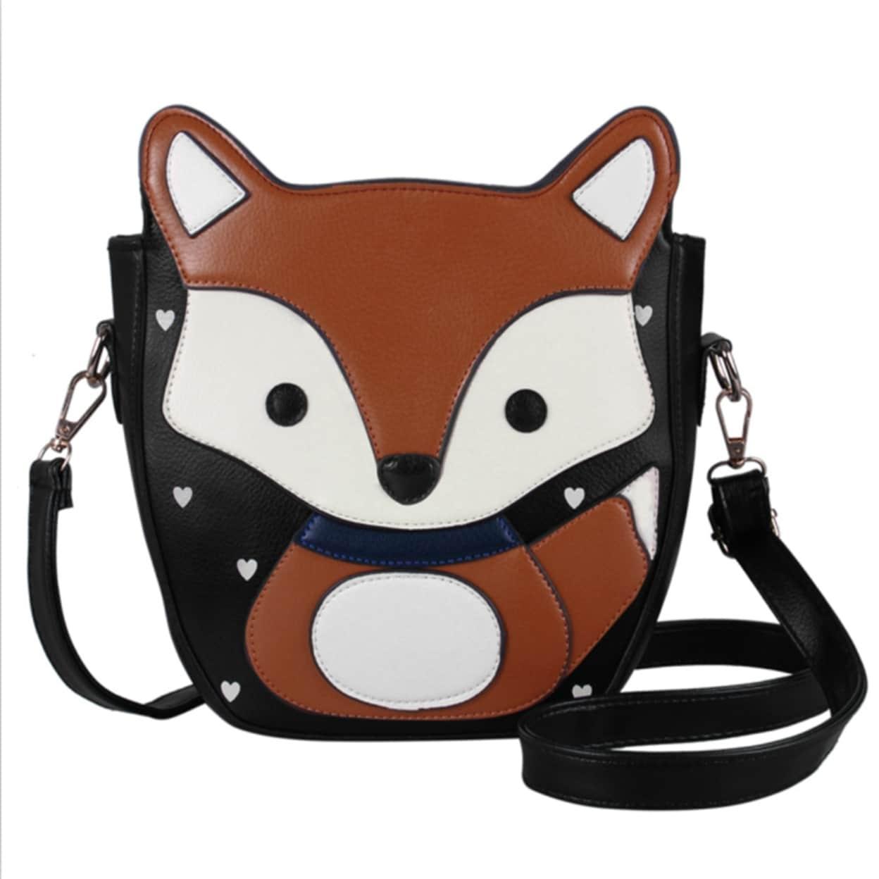 Cartoon Fox Messenger Bag Free Shipping On Orders Over 45 23487474