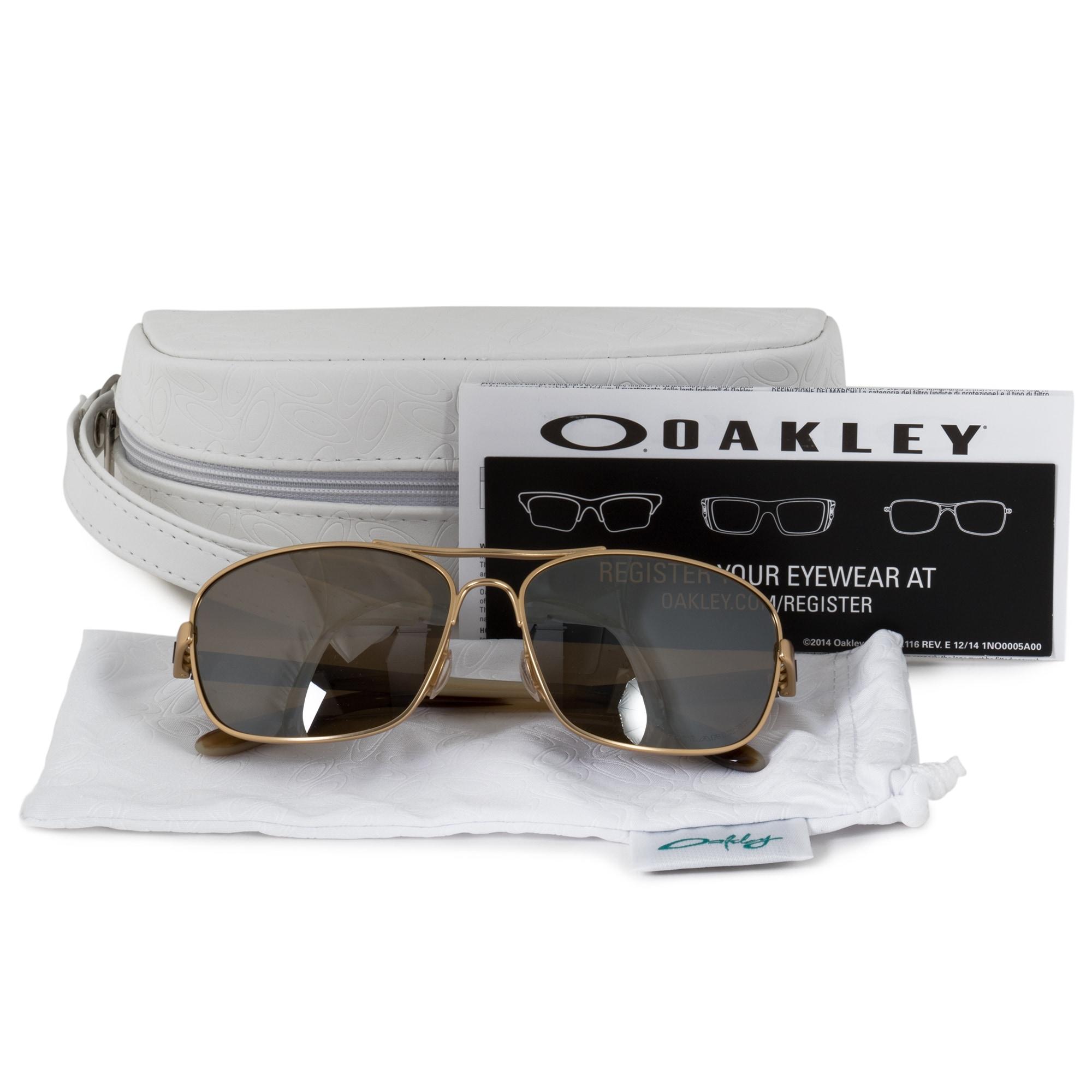 e9f493fb778 Shop Oakley Sanctuary Square Sunglasses 0OO4116 411605 58 - Free Shipping  Today - Overstock - 19622954