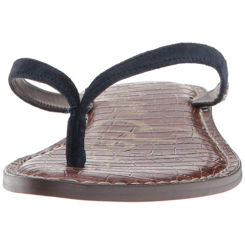 e760a1a5bf7 Shop Sam Edelman Women s Gracie Flip-Flop - Free Shipping On Orders ...