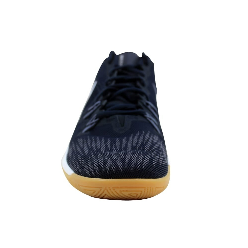 224fbca12d27 Shop Nike Zoom Evidence Dark Obsidian White 908976-400 Men s - Free  Shipping Today - Overstock - 27339314