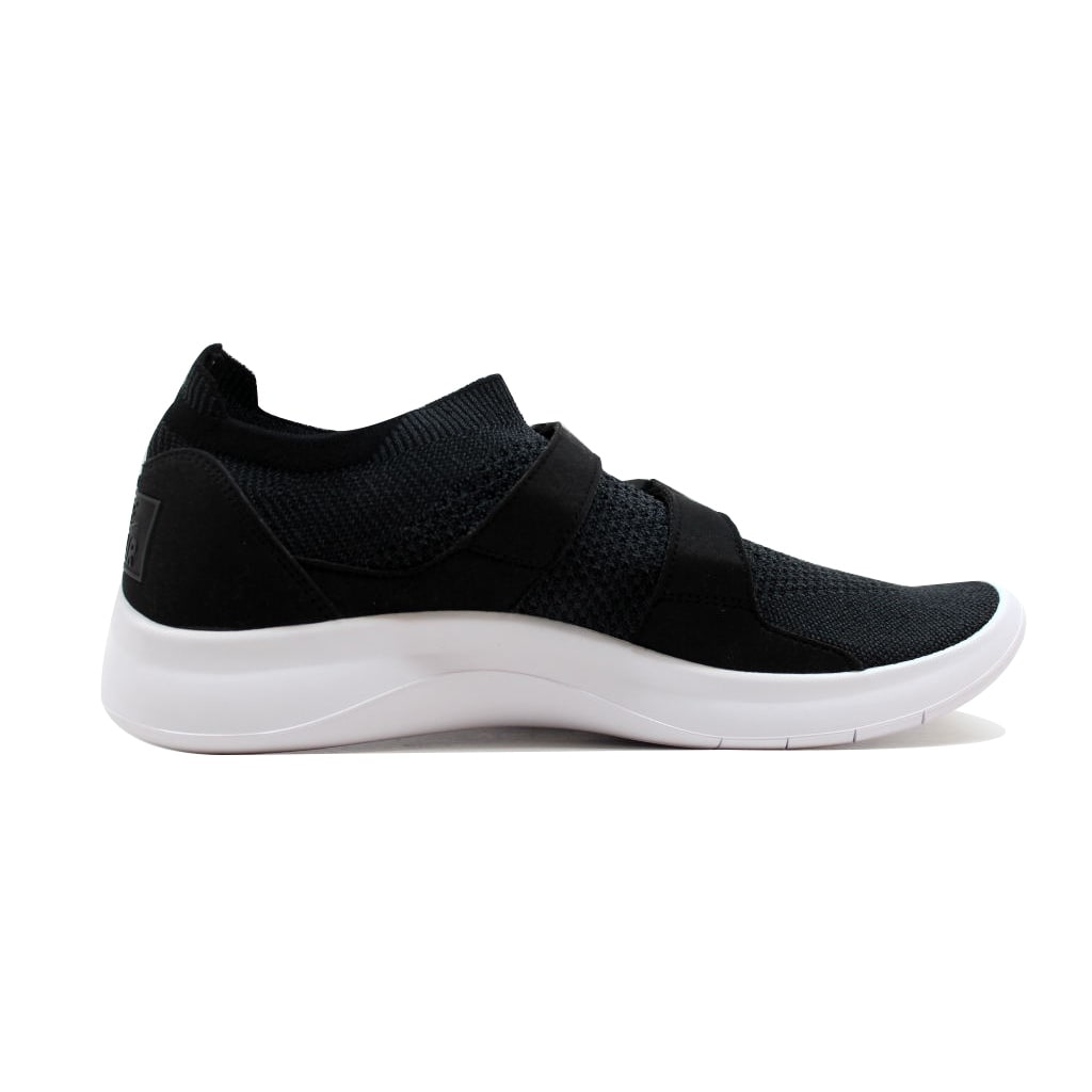 9f1d960dfa94a Shop Nike Men s Air Sockracer Flyknit Black Anthracite-Black-White  898022-001 - On Sale - Free Shipping Today - Overstock - 19507813