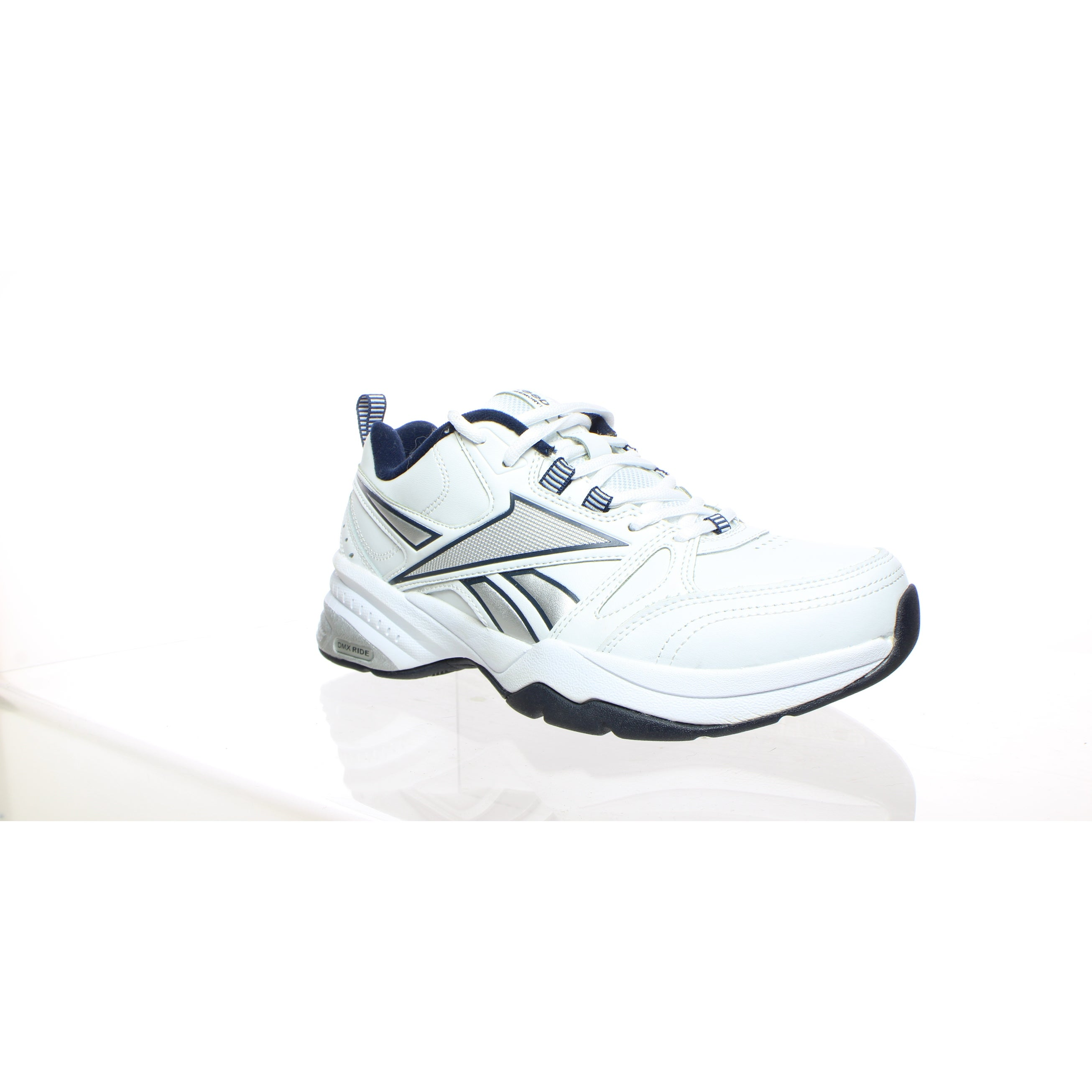 beautiful style 100% satisfaction special buy Reebok Mens White Cross Training Shoes Size 8 (4E)