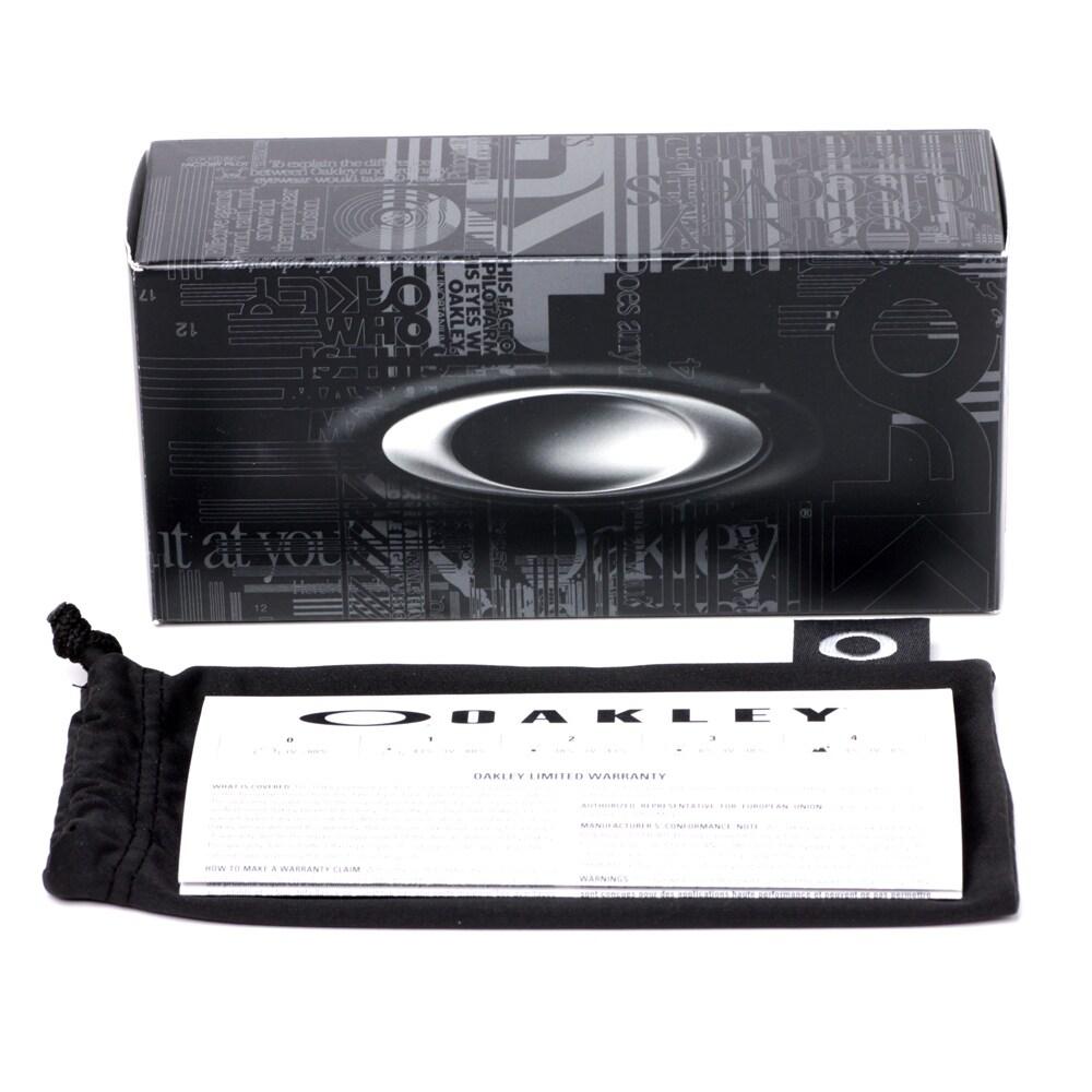e7eae7d395c Shop Oakley Gascan OO9014 12-856 Matte Black Polarized Ice Iridium Sport  Sunglasses - MATTE BLACK - 60mm-15mm-128mm - Ships To Canada - Overstock.ca  - ...