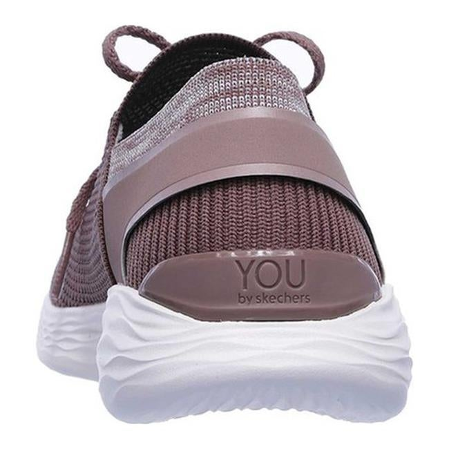 c4d08a3bb4dc0 Shop Skechers Women's YOU Spirit Slip-On Sneaker Mauve - Free Shipping  Today - Overstock - 19408642