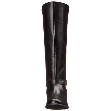 059e47b1438 Shop Clarks Women s Plaza Market Riding Boot - Free Shipping Today -  Overstock - 14526137